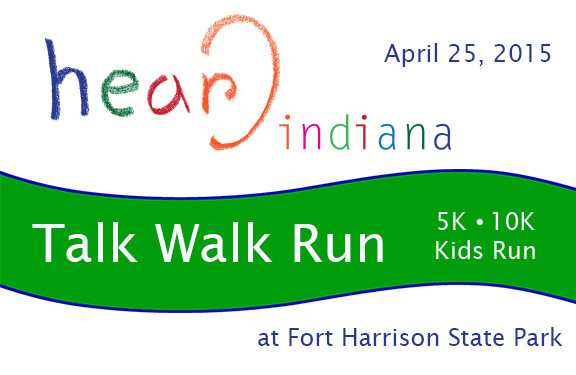 Talk Walk Run- Saturday April 25, 2015