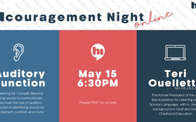 May 2020 INcouragement Night is Online!